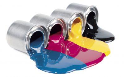Las tintas de impresión